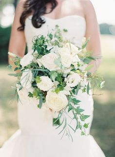 Nautical Summer Wedding In Maryland: http://www.stylemepretty.com/2015/10/12/nautical-summer-wedding-in-maryland/   Photography: Michael and Carina - http://www.michaelandcarina.com/