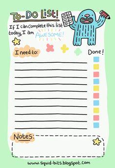 awesome to do lists