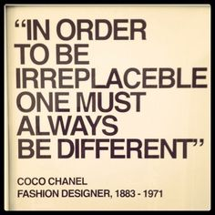 Coco+Chanel - Click image to find more Other Pinterest pins