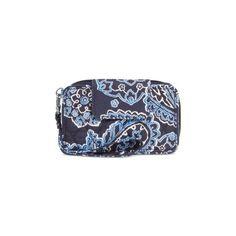 Vera Bradley Smartphone Wristlet 2.0 ($48) ❤ liked on Polyvore featuring accessories, tech accessories, vera bradley, smartphone wristlet, smart phone wristlet and vera bradley wristlet