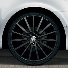 "18"" Turini matt schwarz Vehicles, Car, Automobile, Autos, Cars, Vehicle, Tools"