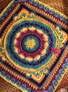 SOPHIE'S UNIVERSE - Free On Ravelry