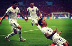 ¡HISTÓRICO! Chile vence a España en el Maracaná, y saca pasaje a octavos de final de la copa del mundo Brasil 2014