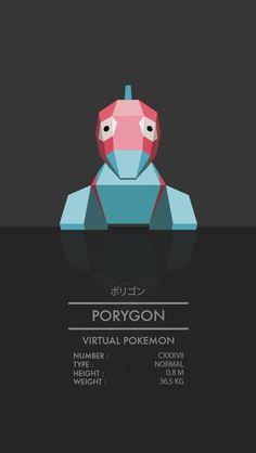 Pokémon: Porygon CXXXVII