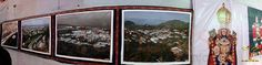 Panoramic View of the tirumala Gallery - temples in india info blog