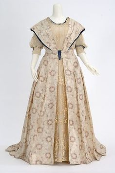 Dress, 1900's From the Minnesota Historical Society