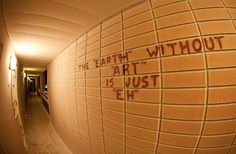 Earth without Art is just Eh ;) The Artist Way esittely 4