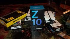 12 Hours Later after receiving my BlackBerry Z10