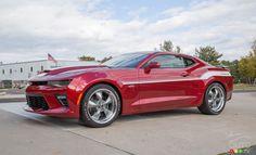Voici la nouvelle Chevrolet Camaro Yenko 2017! Une compagnie du New Jersey appelée Specialty Vehicle Engineering en fabriquera 50 exemplaires. Intéressé?