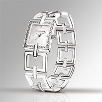 Chain n square dial Silverware Jewelry, Watches, Chain, Lady, Jewellery, Accessories, Style, Wrist Watches, Swag