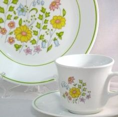 Vintage Corelle dinnerware will always have a special place in my heart, especially the 1970s Meadow pattern.    When I first moved out of my parents'...