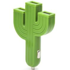 Cute Cars Accessories Discover Cactus Car Charger A prickly friend for your thirsty battery. Fits any lighter socket. Amps allows for charging 3 mobile devices or 1 mobile and 1 tablet. Car Interior Accessories, Car Interior Decor, Car Accessories For Girls, Jeep Accessories, Truck Interior, Interior Design, Hippie Auto, Hippie Car, Ford Gt