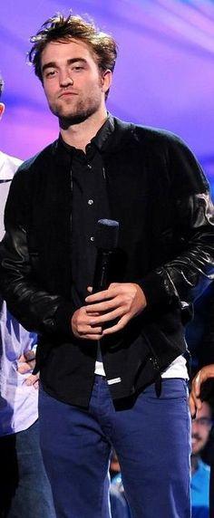 Rob @ the VMA's 2012