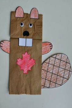 Check out all of these fun beaver craft ideas for kids. There are some adorable and educational beaver crafts to choose from. Perfect for learning about the letter B or for Canada Day. Summer Crafts For Toddlers, Fun Activities For Toddlers, Craft Activities, Kindergarten Crafts, Daycare Crafts, Preschool Crafts, Toddler Art, Toddler Crafts, Canada For Kids