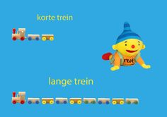Rekenprikkels - Tegenstellingen - kort, lang Dutch Language, Math For Kids, Working With Children, Speech And Language, Bart Simpson, Cool Kids, Classroom, Education, School