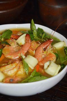 Diah Didi's Kitchen: Inspirasi Menu Buka Puasa Hari ke 12..Pindang Serani Seafood ( Jepara )