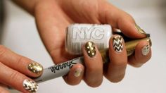 Sharpie Nail Art Designs You'll Surely Love