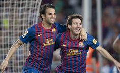 best couple at Barcelona FC