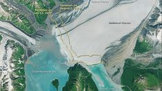 Alaska's Hubbard Glacier Is Doing the Unthinkable - weather.com