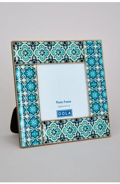 Oola Glass Mosaic Frame Stained Glass Mirror, Mirror Mosaic, Mosaic Art, Mirror Tiles, Mosaic Glass, Ceramic Wall Art, Glass Wall Art, Ceramic Painting, Tile Art