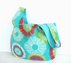 Large Knitting Project Bag Modern Japanese Knot Bag Knitting