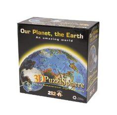 planet earth 3d puzzle