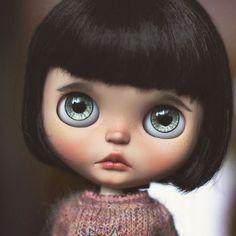OOAK Custom Blythe Doll by Cupcake Curio  http://ebay.to/2q8XN7n