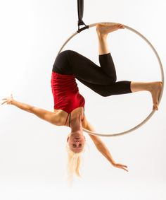 New Moves from the Spin City Hoop Bible - Inverted Man in the Moon: http://www.spincityinstructortraining.com/shop