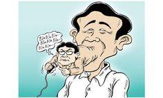 Mice Cartoon, Rakyat Merdeka - Januari 2016: Jubir Baru