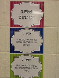 Number Crunchers - Math