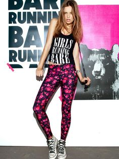 Running Bare- Activewear & Sportswear for all active women.