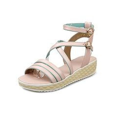605f8f37f2a1f 179 Best Women's Platforms and Wedges Sandals images in 2018 ...