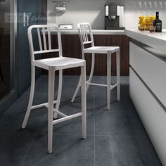 Bar and Counter Stools Zuo Bistro Bar Chair $245.10