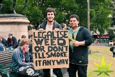 Legalize it! For more weed pics, check out our website at: http://www.waytoomany.com