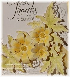 Yellow Daisies Gift Set for Mother's Day - Heartfelt Creations