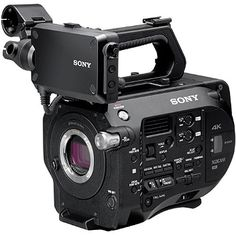 Rent a Sony XDCAM Super 35 Camera System. BorrowLenses provides rentals for professional photographers, videographers, and photography/videography hobbyists. Cinema Camera, 35mm Camera, Camera Gear, Nikon Dslr, Camera Bags, Camera Aesthetic, Camera Prices, Wireless Lan, Movies