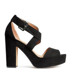 Welcome to H&M, your shopping destination for fashion online. H&m Shoes, H&m Online, Fashion Online, Kids Fashion, Peep Toe, Platform, Sandals, Heels, Clothes