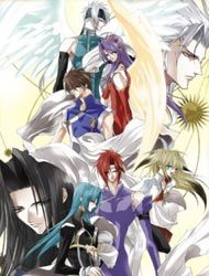 """Watch """"Saint Beast: Ikusen no Hiru to Yoru Hen"""" anime http://kissanime.com/G/173538?l=http%3a%2f%2fkissanime.com%2f :: 2005 Two episode OVA series. Prequel to the original series. I've never seen it, but am willing to believe it's awesome."""