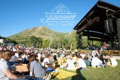 Red Butte Garden amazes once again with a stellar line-up of performances for this year's Outdoor Concert Series! Set in the Salt Lake foothills near the University of Utah, Red Butte's amphitheater is the perfect spot for an evening picnic and soaking in the sounds of some your favorite artists amidst Salt Lake's beautiful scenery and Wasatch Mountains.