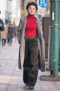 Ranran | used Dr.Martens mystic  | 2nd week  Feb. 2017 | Shibuya | Tokyo Street Style | TOKYO STREET FASHION NEWS | style-arena.jp