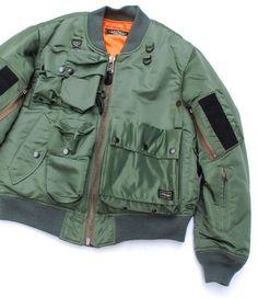 porter x labrat ma-1 jacket