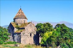 """Day Trip: Haghpat and Sanahin Monasteries from Yerevan On this 11 hour tour you will visit Haghpat monastery in the village of Haghpat, not far from Alaverdi. Haghpat is described as a masterpieceofreligiousarchitectureand a major center oflearningin theMiddle Ages. In this monastery the film """"The Color of Pomegranate"""" was made, and is also listed among the UNESCO World Heritage Sites.Sanahin Monastery (10th century) is one of the largest monastery complexes in Armenia..."""