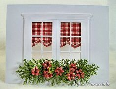 Grand Madison French Door made into a double window.... by Kittie Caracciolo