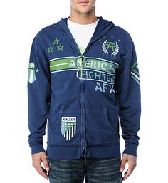 Men's Hoods | American Fighter American Fighter, Adidas Jacket, Hoods, Athletic, Jackets, Fashion, Down Jackets, Moda, Cowls