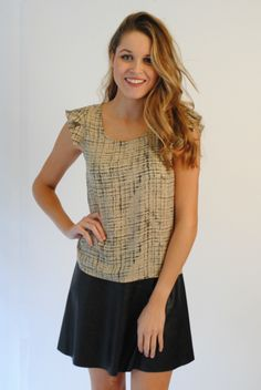 The Marie Top