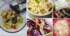 Najlepšie fitness šaláty - Receptik.sk Potato Salad, Cabbage, Salads, Potatoes, Vegetables, Ethnic Recipes, Food, Cooking, Potato