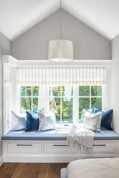window seat | LDa Architecture and Interiors