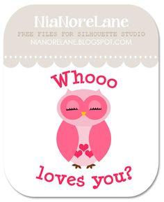 FREE STUDIO  who love you  owl Nia Nore Lane