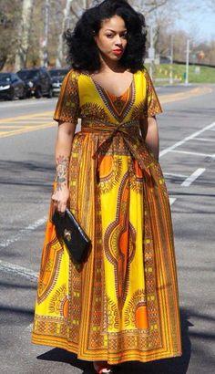 Awesome modern african fashion . #modernafricanfashion