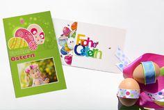 Individuelle Ostergrüße - Fotogrußkarten Photos, Photo Calendar, Easter Bunny, Searching, Kids